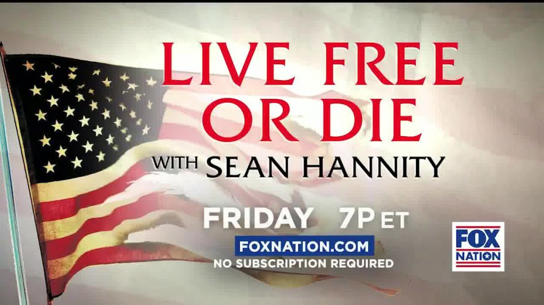 FOX Nation TV Commercial Ad 2020, Live Free or Die With Sean Hannity