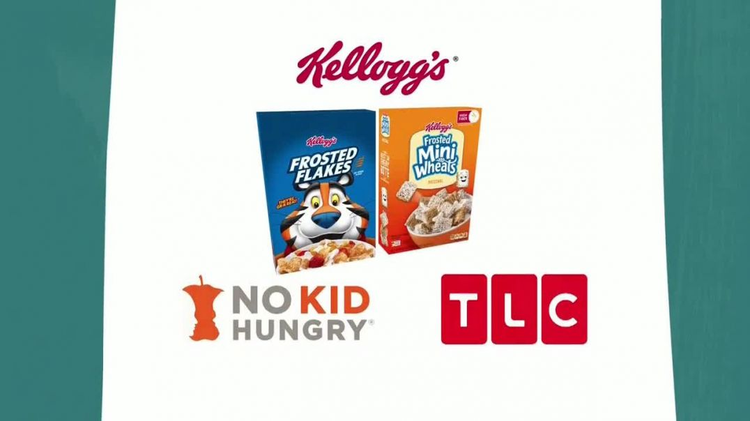 Kelloggs TV Commercial Ad 2020, Millions of Kids Live With Hunger