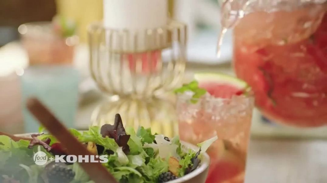 Kohls TV Commercial Ad 2020, Food Network- Shakshuka Featuring Claire Thomas