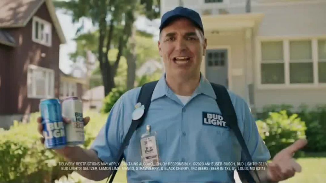 Bud Light TV Commercial Ad 2020, Beer Vendor- Seat Numbers