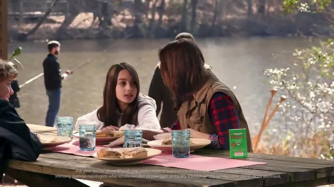 IBgard TV Commercial Ad 2020, 1 in 6- Camping