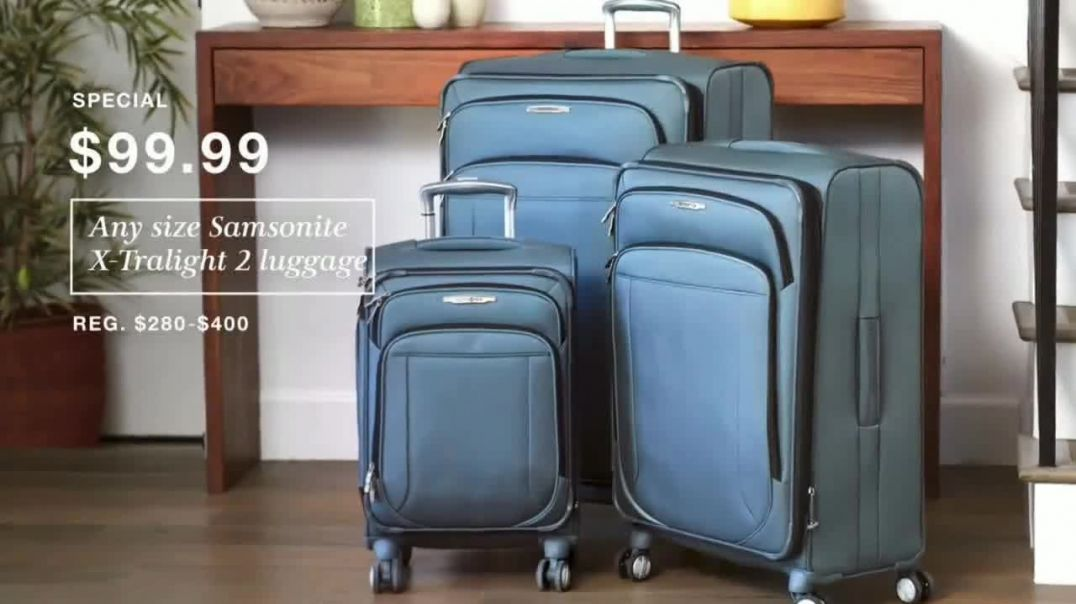 Macys Big Home Sale TV Commercial Ad 2020, Comforters, Appliances and Luggage