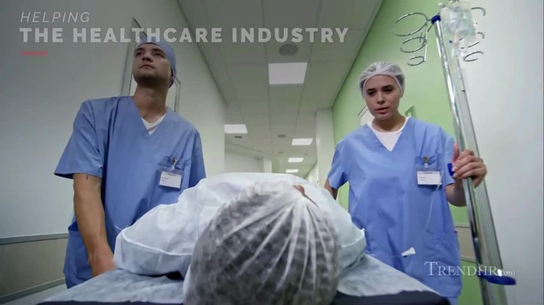 TrendHR Services TV Commercial Ad 2020, Healthcare