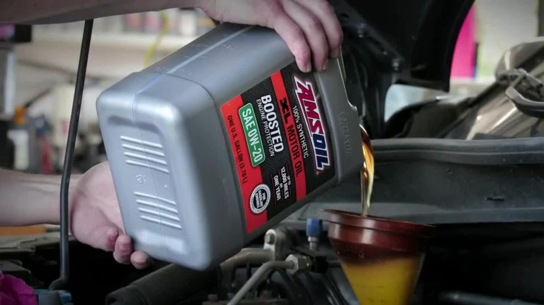 Amsoil TV Commercial Ad 2020, Get Out and Play