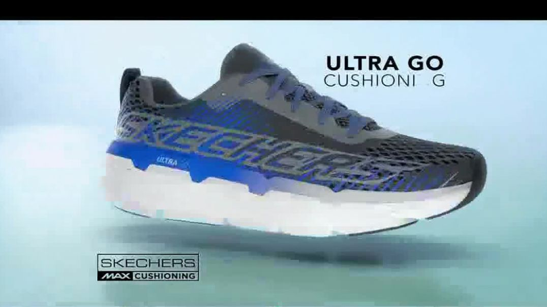 SKECHERS Max Cushioning Collection TV Commercial Ad 2020, Get More- Men
