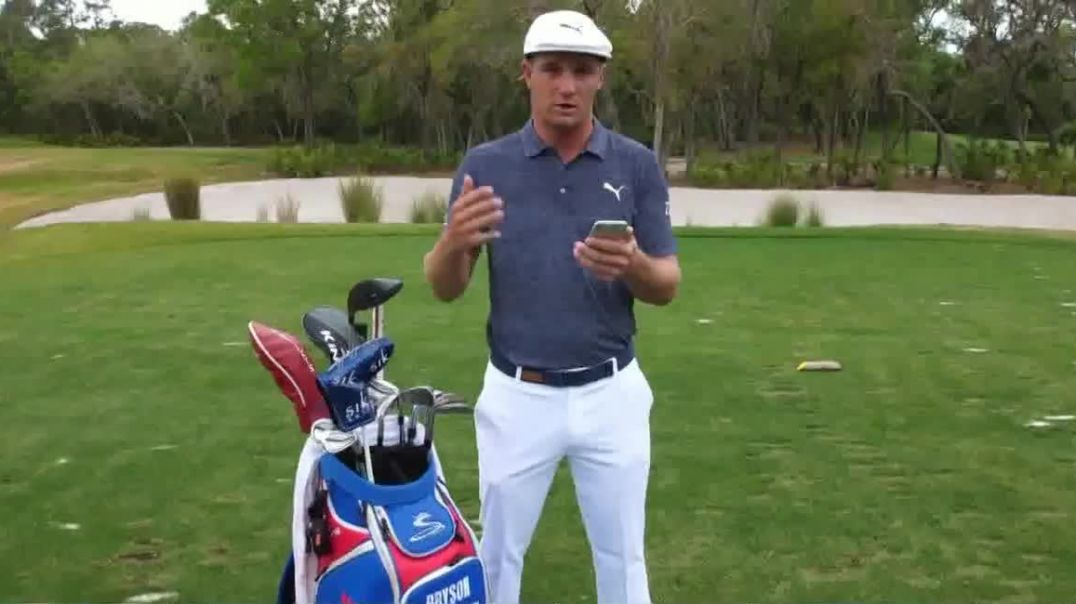 Cobra Golf Connect TV Commercial Ad 2020, Displaying How You Need to Improve Your Game Feat Bryson D