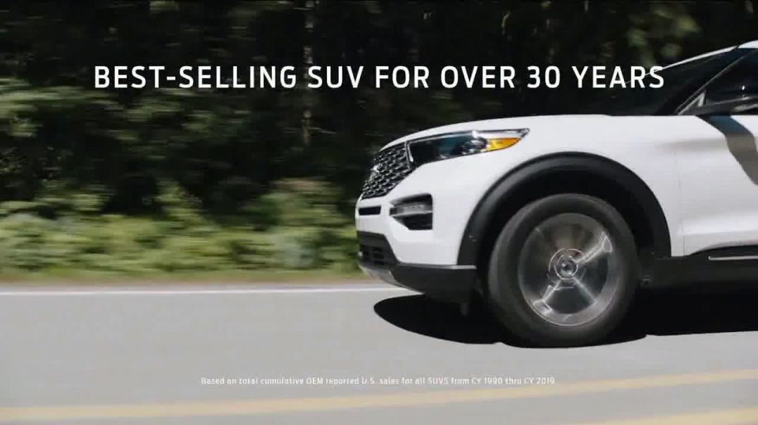 Ford Summer of Savings Sales Event TV Commercial Ad 2020, Enjoy the Sun