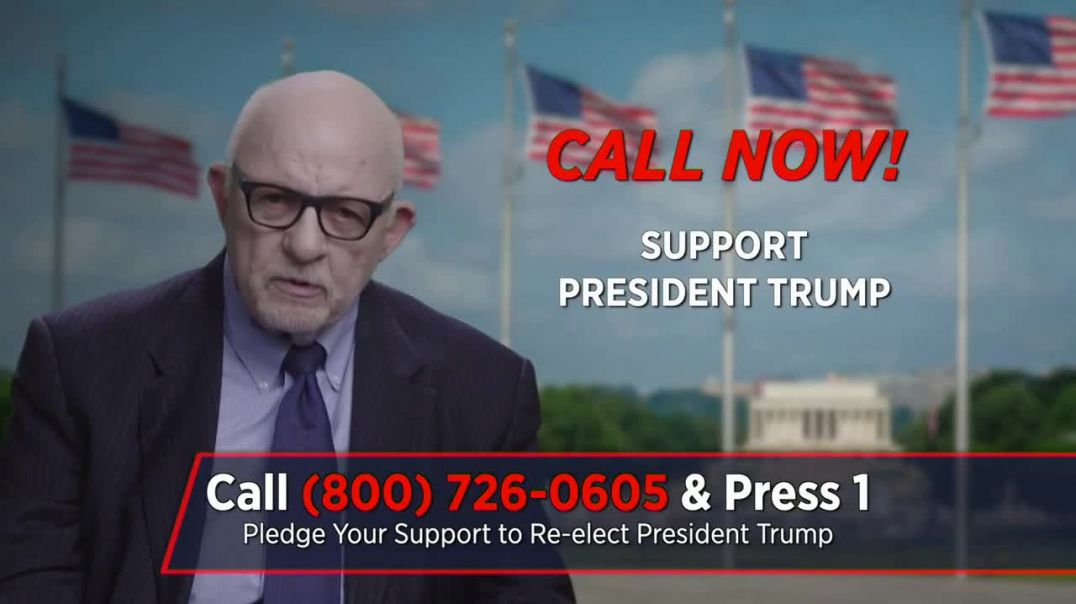 Great America PAC TV Commercial Ad 2020, Five Million Phone Responses Featuring Ed Rollins