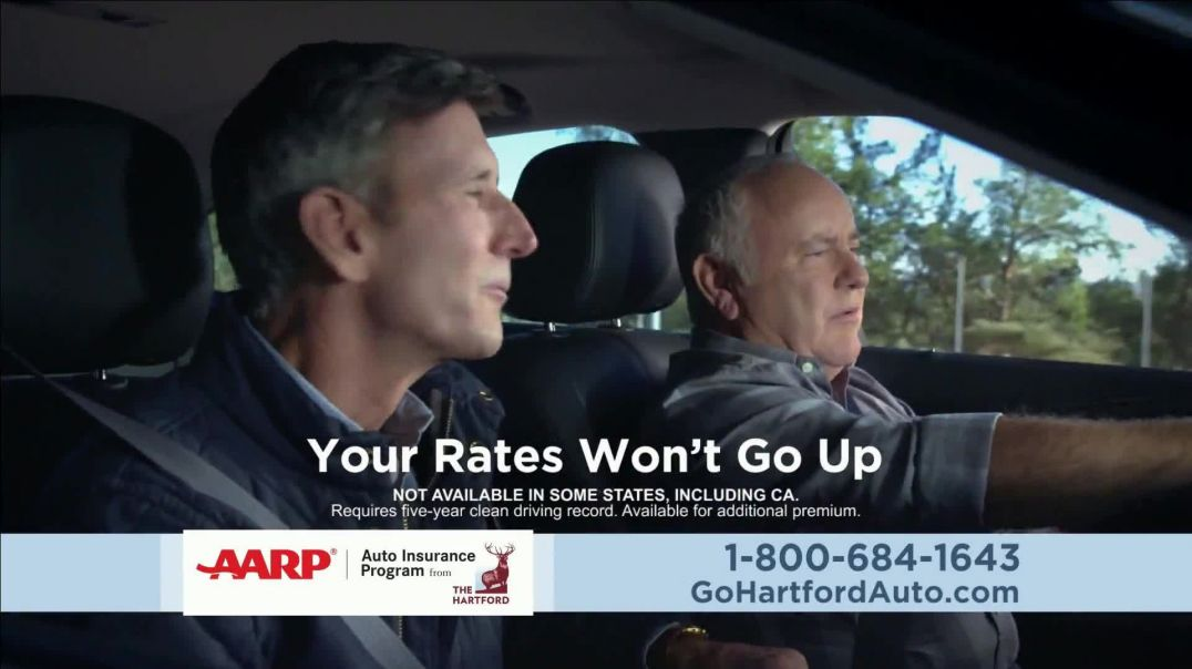 The Hartford TV Commercial Ad 2020, Randall Rhymer Featuring Matt McCoy
