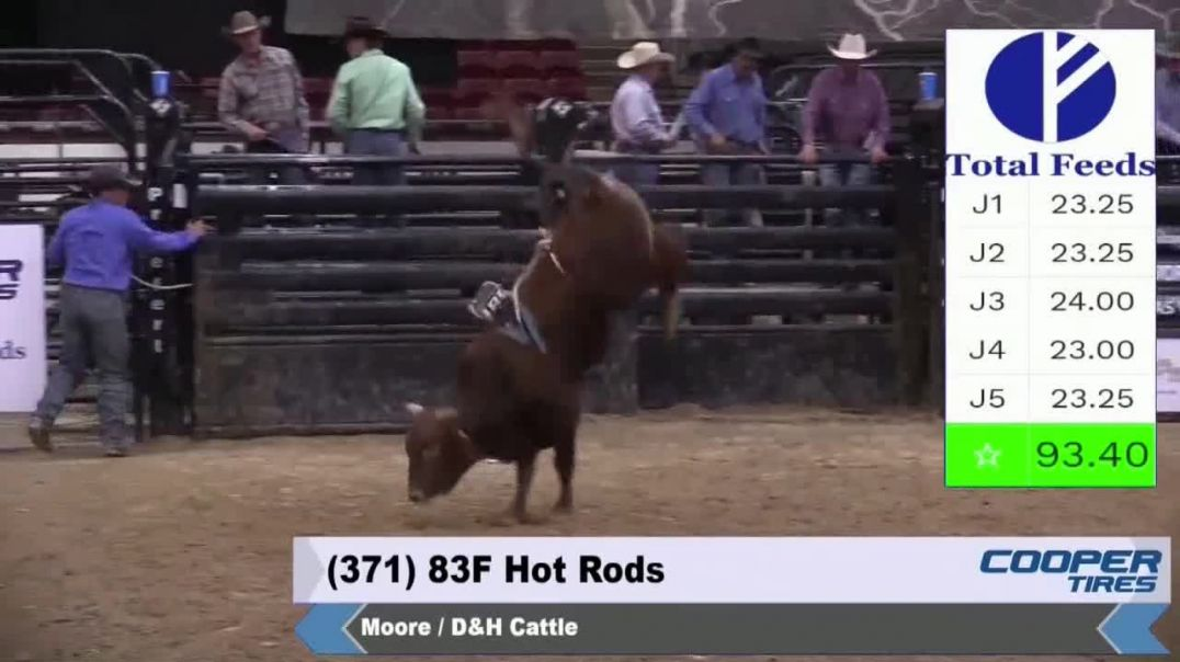 D&H Cattle Co Yearling Bucking Bull Sale TV Commercial Ad 2020, Bred to Buck Vegas Style