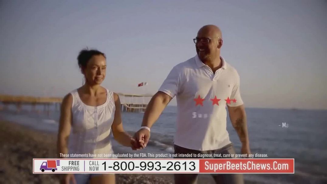 SuperBeets Soft Chews TV Commercial Ad 2020, Superfood Breakthrough