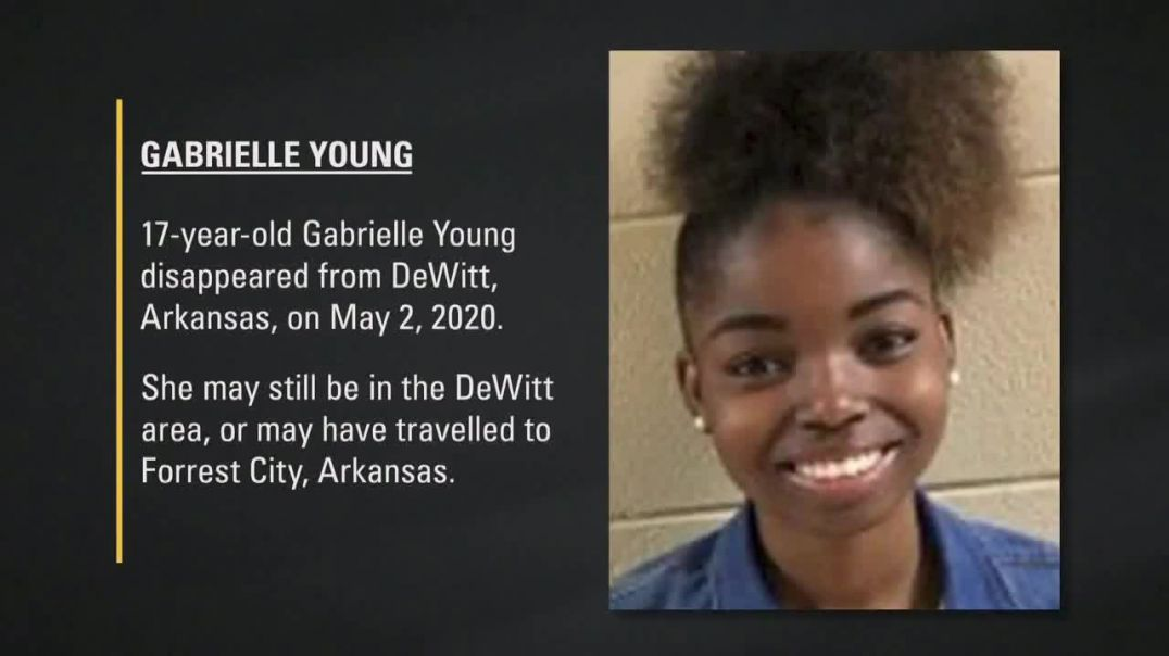 National Center for Missing & Exploited Children TV Commercial Ad 2020, Gabrielle Young