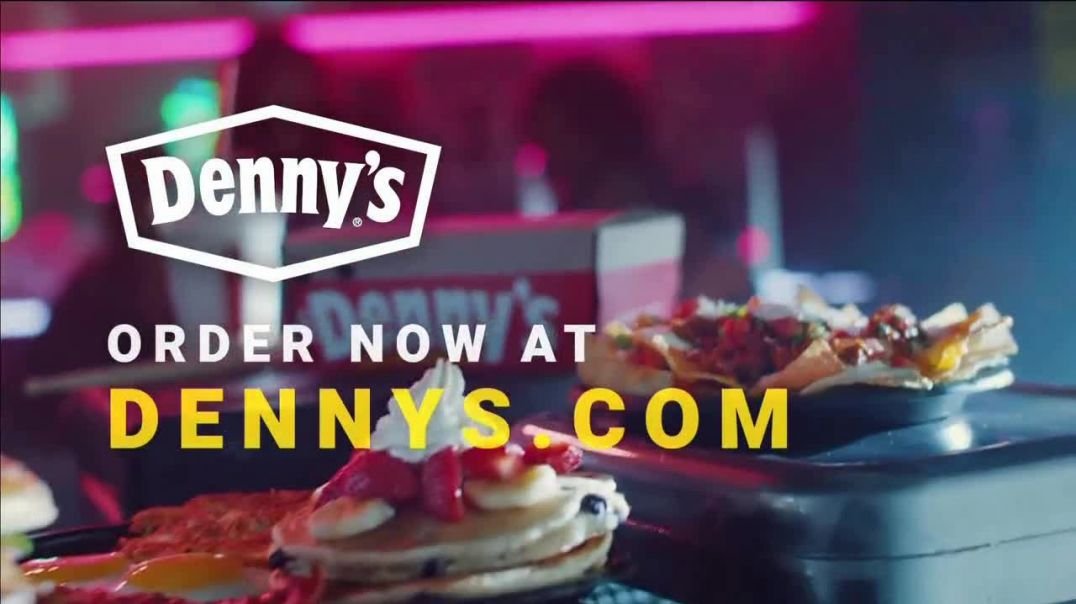 Dennys On Demand TV Commercial Ad 2020, Get Denny's Delivered Today