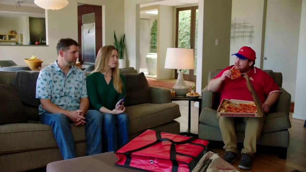 GEICO TV Commercial Ad 2020, Discovery Channel- Shark Week- Pizza Delivery Guy