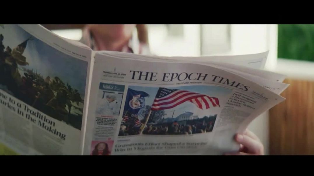 The Epoch Times TV Commercial Ad 2020, Devotion