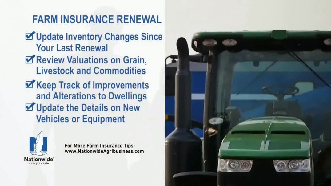 Nationwide Agribusiness TV Commercial Ad 2020, Changing Conditions