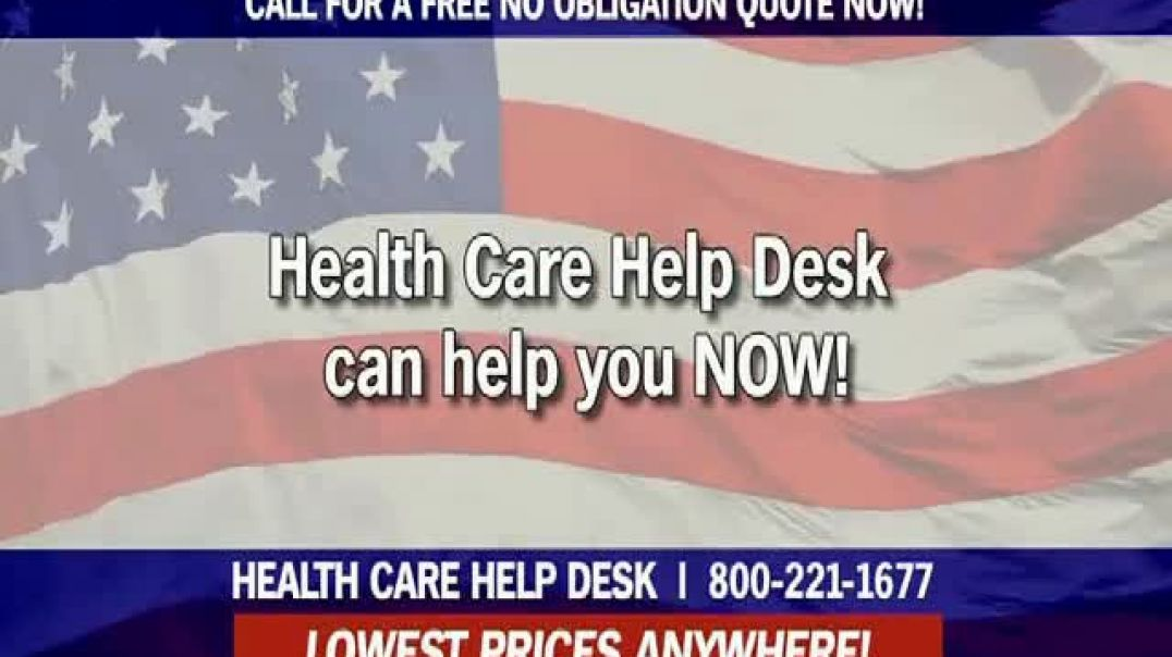 Health Care Help Desk TV Commercial Ad 2020, Options