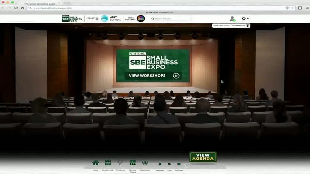 The Small Business Expo TV Commercial Ad 2020, First-Ever National Virtual Small Business Expo