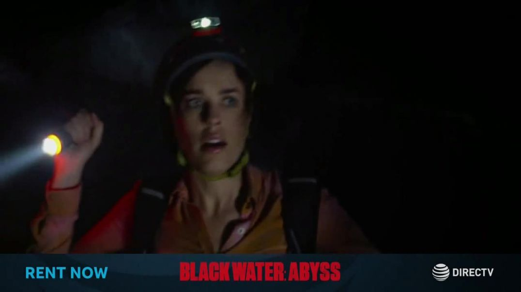 DIRECTV Cinema TV Commercial Ad 2020, Black Water Abyss