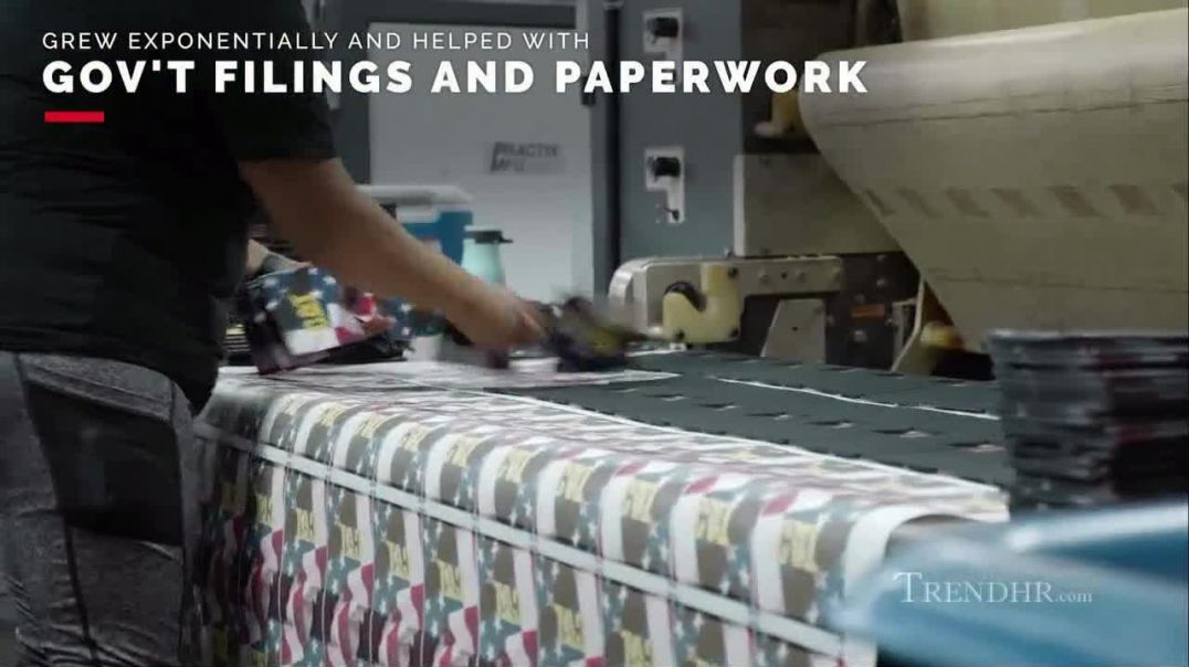 TrendHR Services TV Commercial Ad 2020, Manufacturing