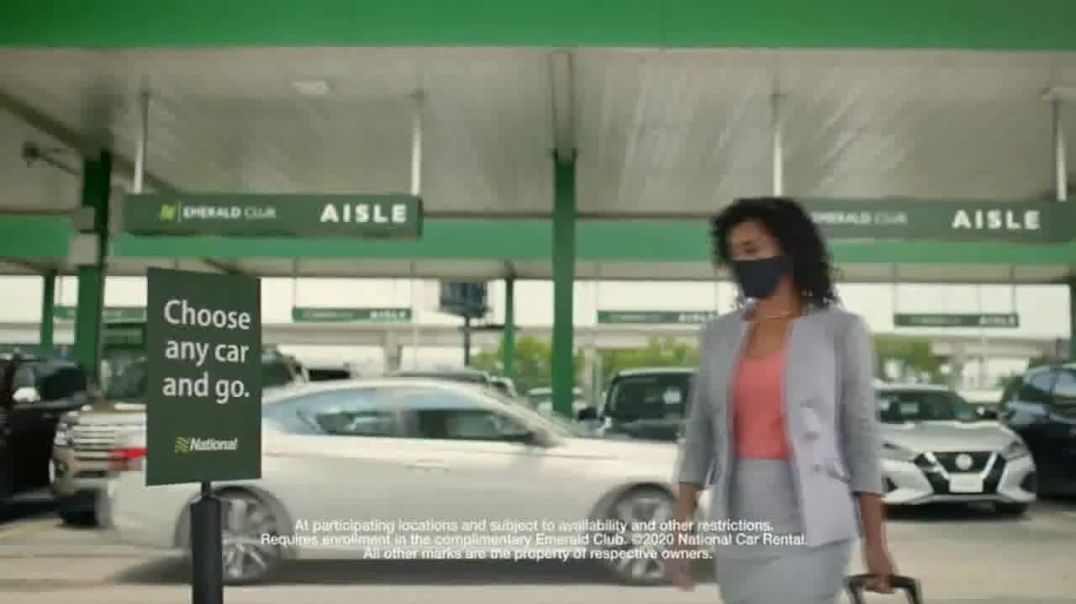 National Car Rental TV Commercial Ad 2020, Getting Back