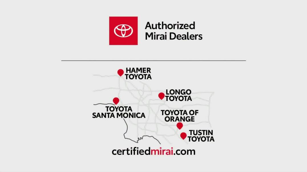 Toyota Mirai TV Commercial Ad 2020, Certified Used