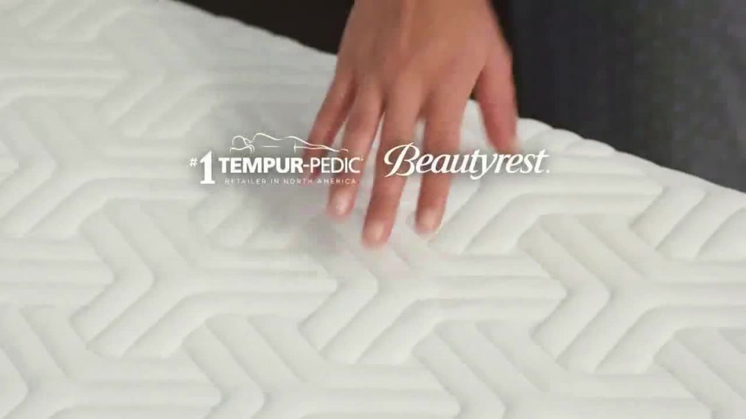Ashley HomeStore Mattress Month TV Commercial Ad 2020, Tempur-Pedic and Beautyrest- $11