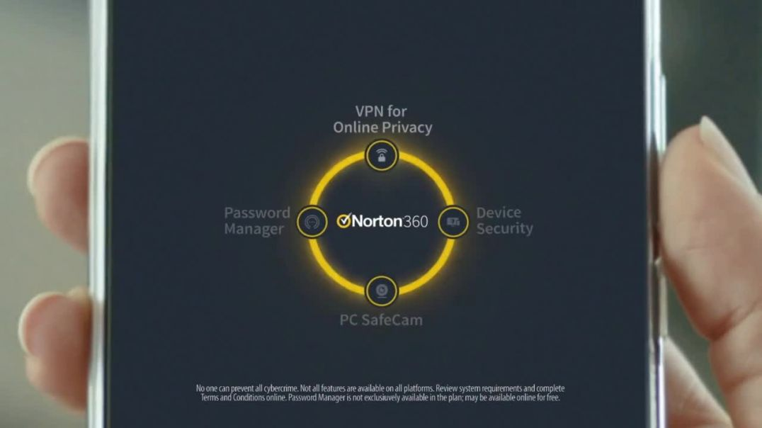 Norton 360 TV Commercial Ad 2020, Phone