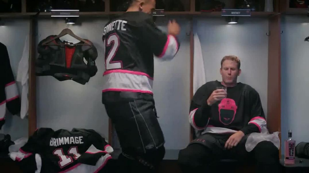 New Amsterdam The Pink Whitney TV Commercial Ad 2020, Locker Room Featuring Ryan Whitney, Paul Bisso