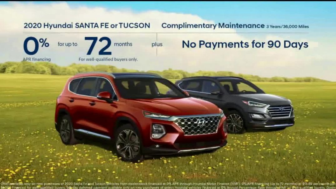 Hyundai Epic Summer Sales Event TV Commercial Ad 2020, Summer Is Here