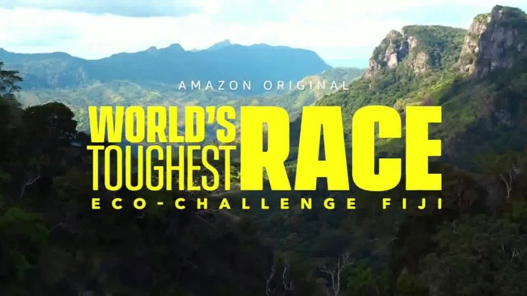 Amazon Prime Video TV Commercial Ad 2020, World's Toughest Race- Eco-Challenge Fiji