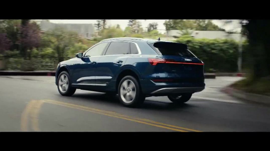 Audi e-tron TV Commercial Ad 2020, The Next Frontier of Electric
