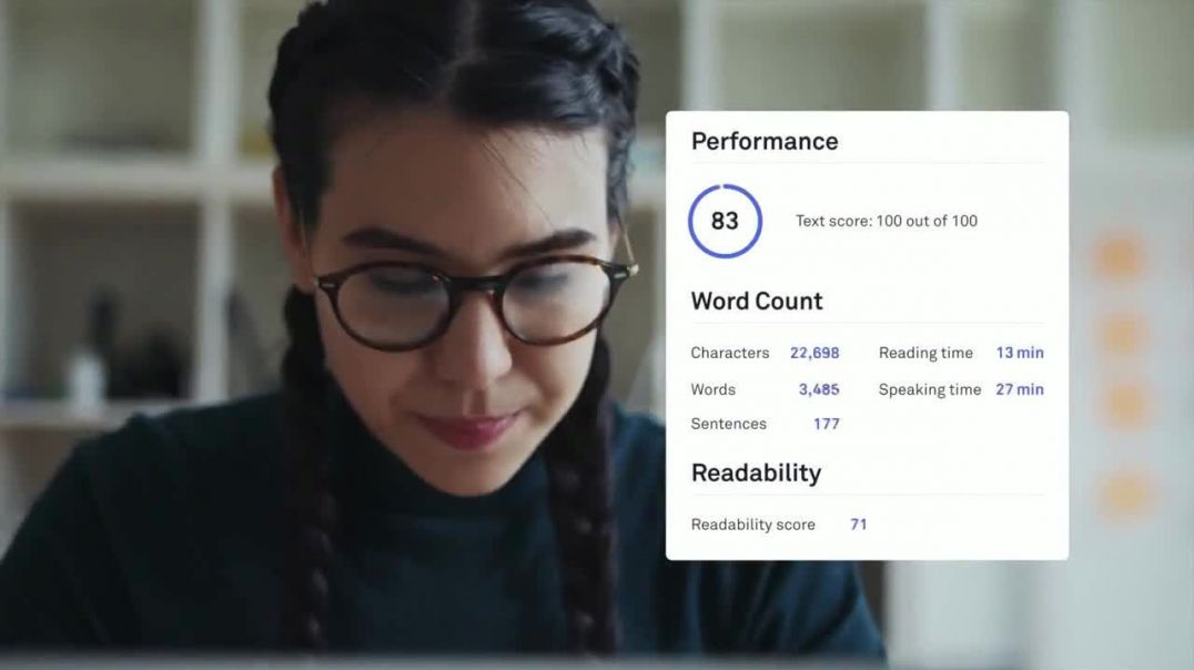 Grammarly TV Commercial Ad 2020, Find the Words- Grant Proposal Song by Bad Bad Hats