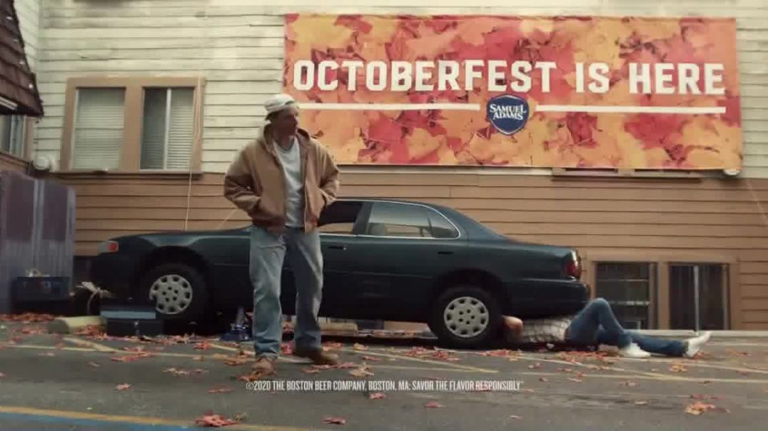 Samuel Adams TV Commercial Ad 2020, Your Cousin From Boston Loves Fall