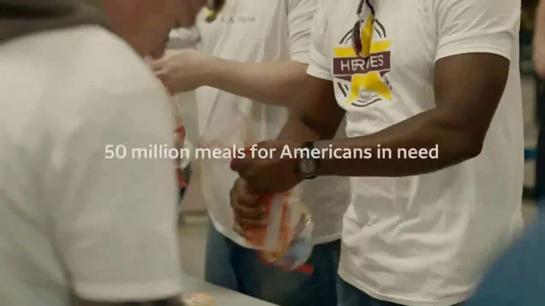 Wells Fargo TV Commercial Ad 2020, Year of the Unthinkable- Drive-Up Foodbanks