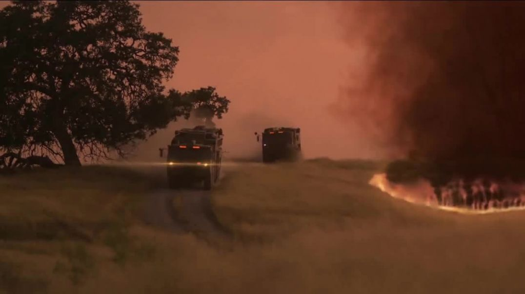 Army National Guard TV Commercial Ad 2020, Fire