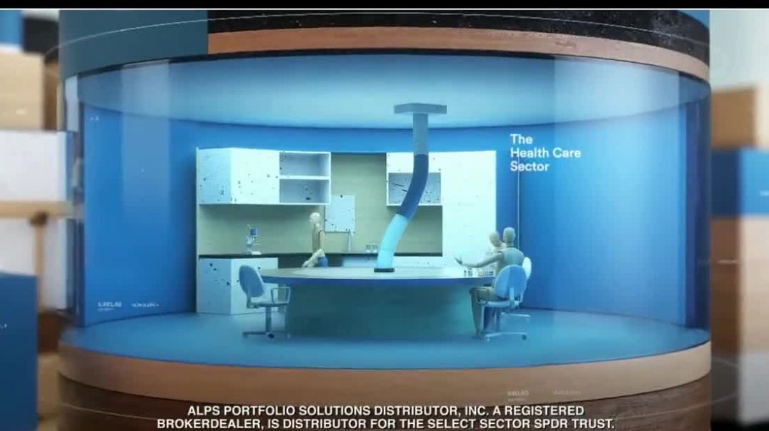 Select Sector SPDRs XLV TV Commercial Ad 2020, The Health Care Sector SPDR