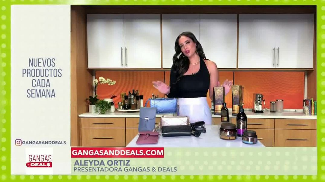 Gangas & Deals TV Commercial Ad 2020, Save the Girls y Mococcan Gold Series con Aleyda O