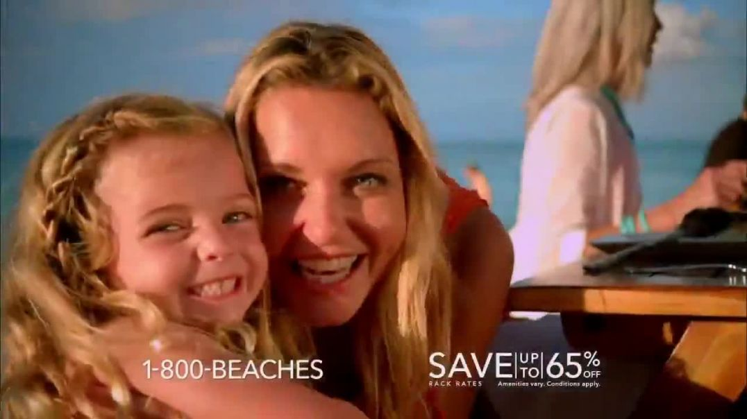 Beaches Turks & Caicos TV Commercial Ad 2020, WOW!- Save Up to 65 Percent Off