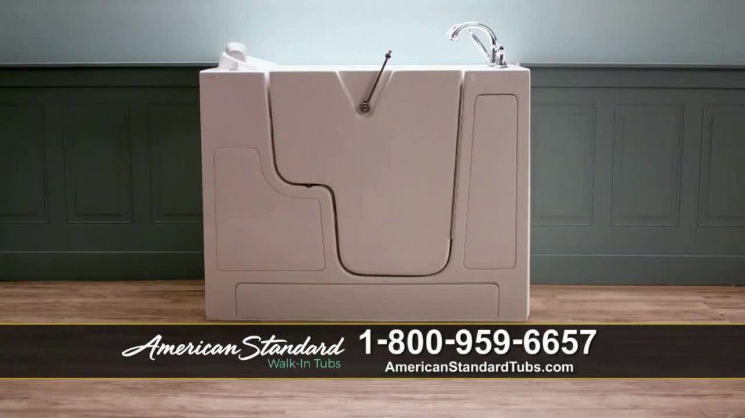 American Standard Liberation Tub TV Commercial Ad 2020, $1,500 Savings