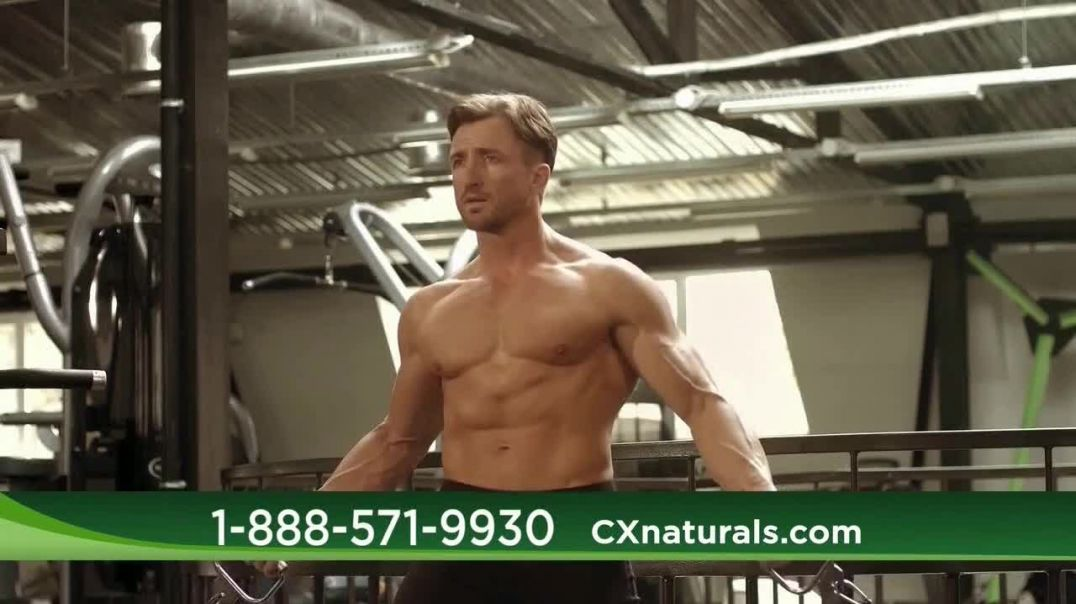 CX Naturals Pain Relief TV Commercial Ad 2020, Why Leave Home-