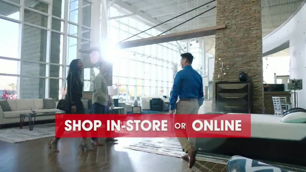 Rooms to Go Labor Day Sale TV Commercial Ad 2020, Shop Smart and Save