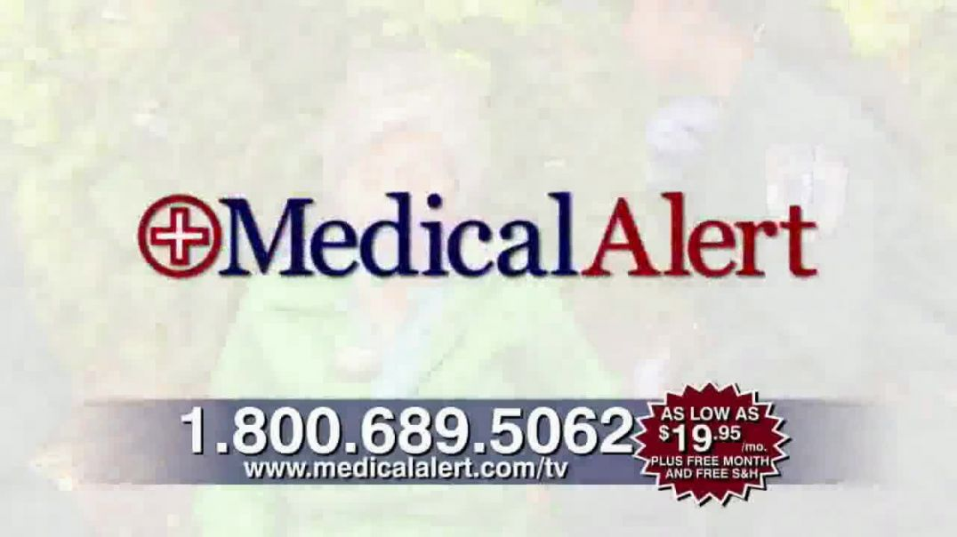 Medical Alert TV Commercial Ad 2020, Protected