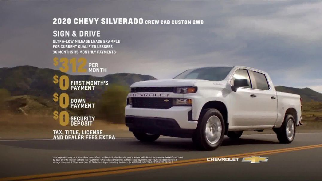 Chevrolet TV Commercial Ad 2020, Find New Roads, Again