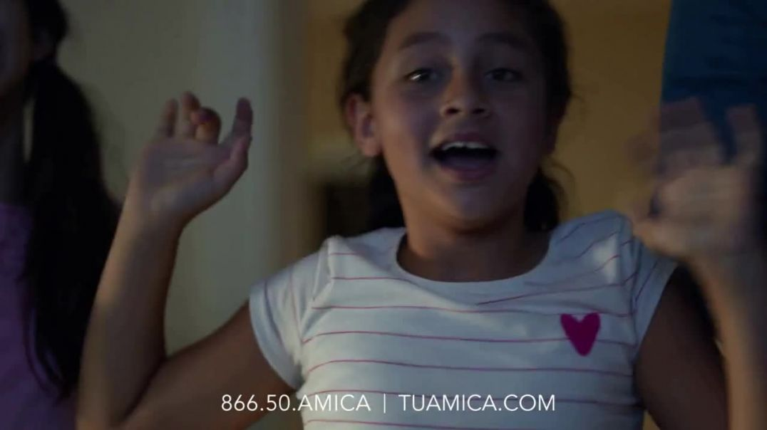 Amica Mutual Insurance Company TV Commercial Ad 2020, Things We Cant Explain- Rescue Dog