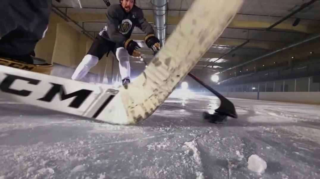 Apple iPhone 11 Pro TV Commercial Ad 2020, Hockey Tape Featuring Marc-Andre Fleury, Mark Stone