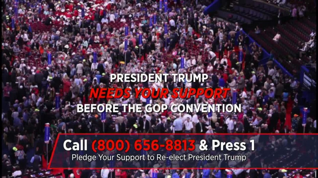 Great America PAC TV Commercial Ad 2020, Before the GOP Convention