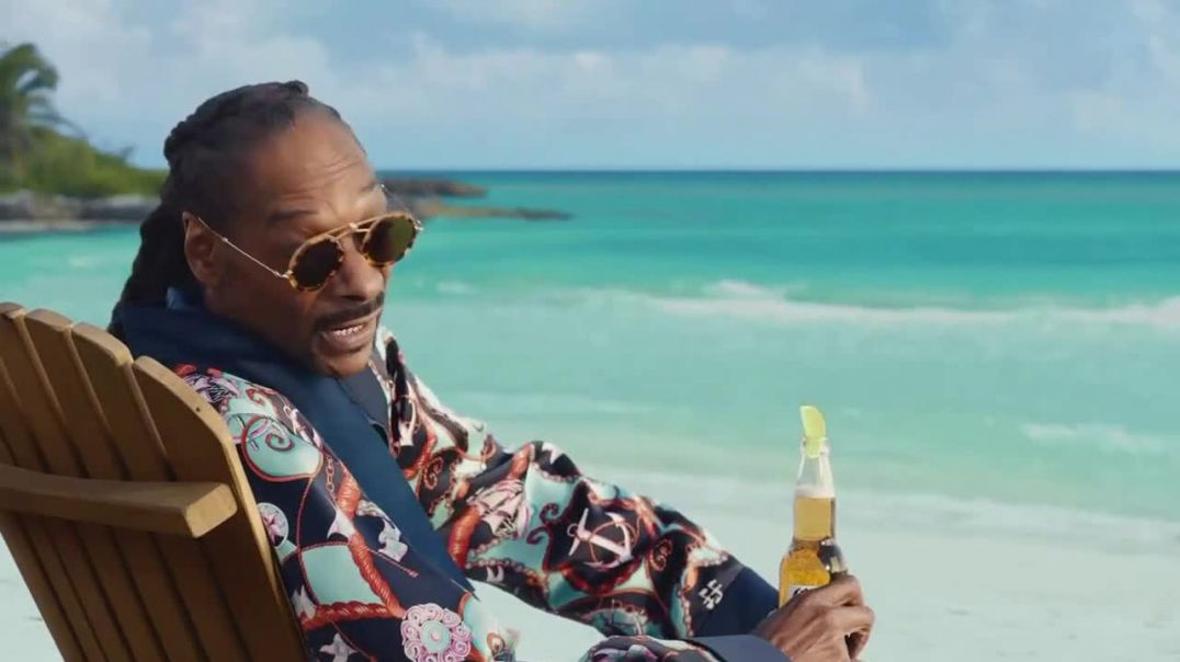 Corona Extra TV Commercial Ad 2020, No Hurry, No Worry Featuring Snoop Dogg