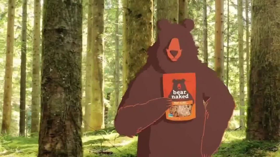 Bear Naked, Inc TV Commercial Ad 2020, Watching the Wildlife