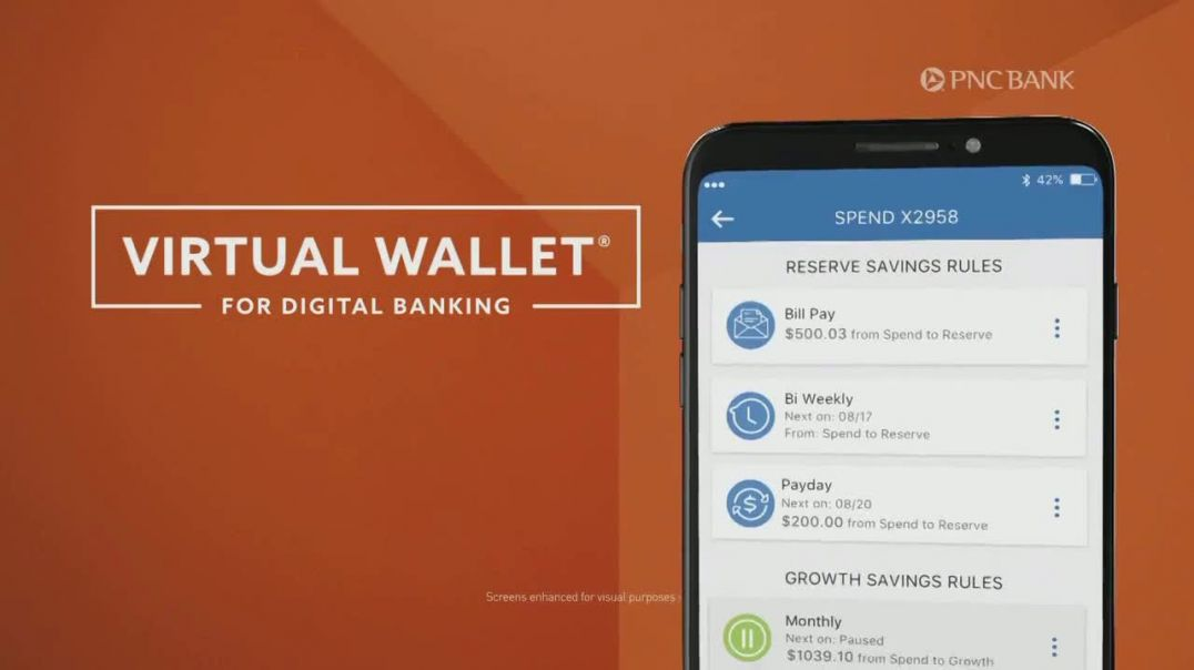 PNC Bank Virtual Wallet for Digital Banking TV Commercial Ad 2020, VR Goggles